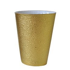 BERNARDAUD Ecume Gold Large Tumbler
