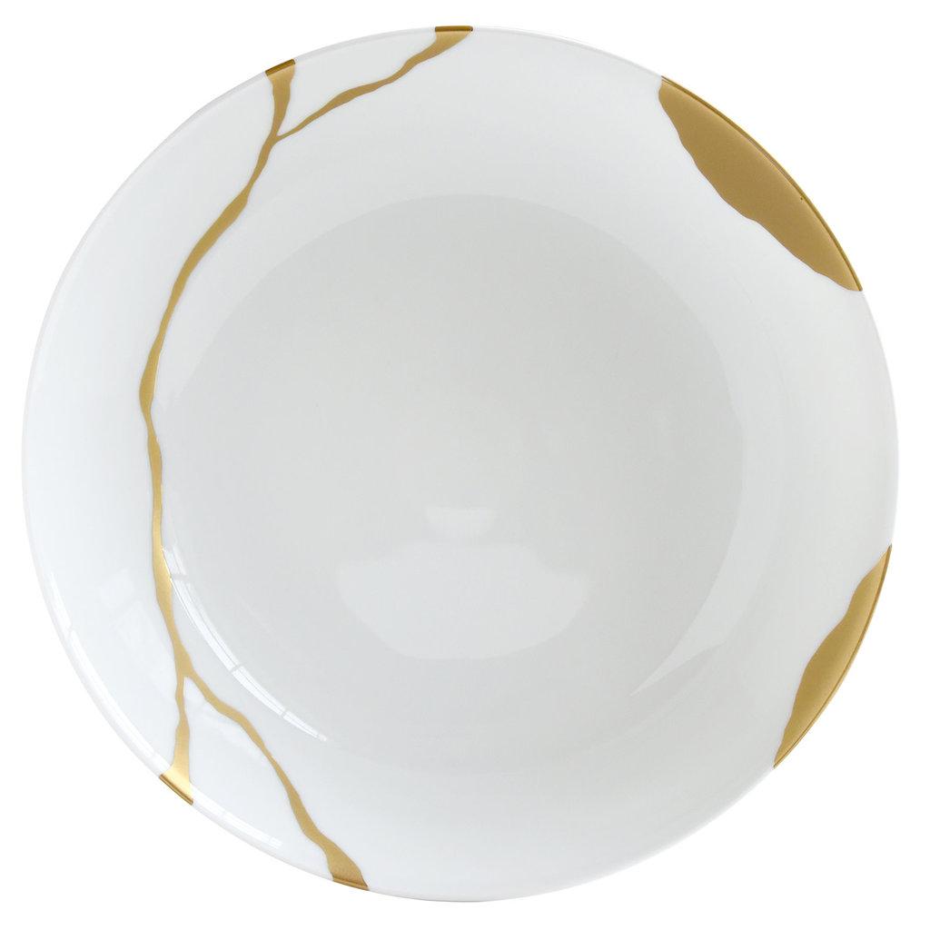 BERNARDAUD Kintsugi - Sarkis Open Vegetable Dish-11In