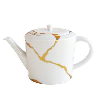 BERNARDAUD Kintsugi - Sarkis Teapot 2 Cups