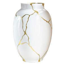 "BERNARDAUD Kintsugi - Sarkis Large Vase 22.4"" - Limited Edition Of 99"