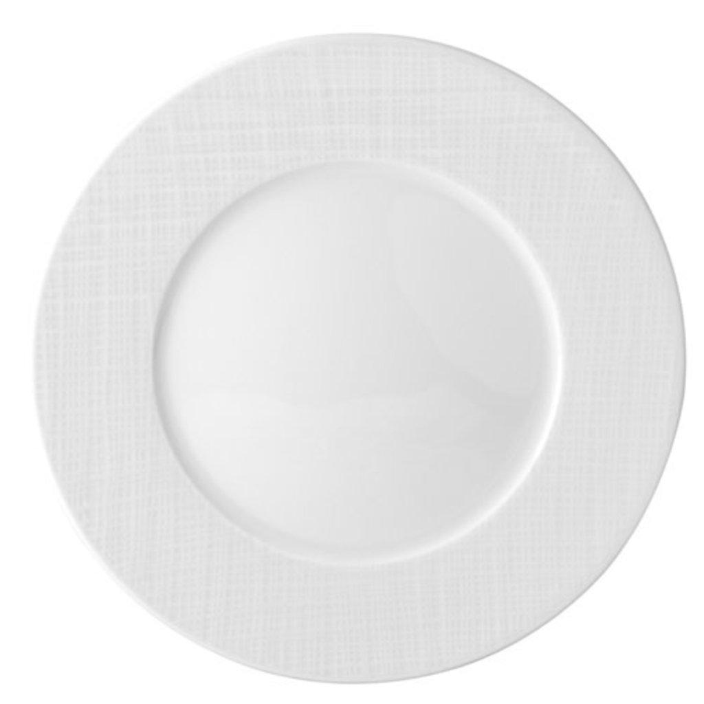 "BERNARDAUD Organza Service Plate - 11.6"""