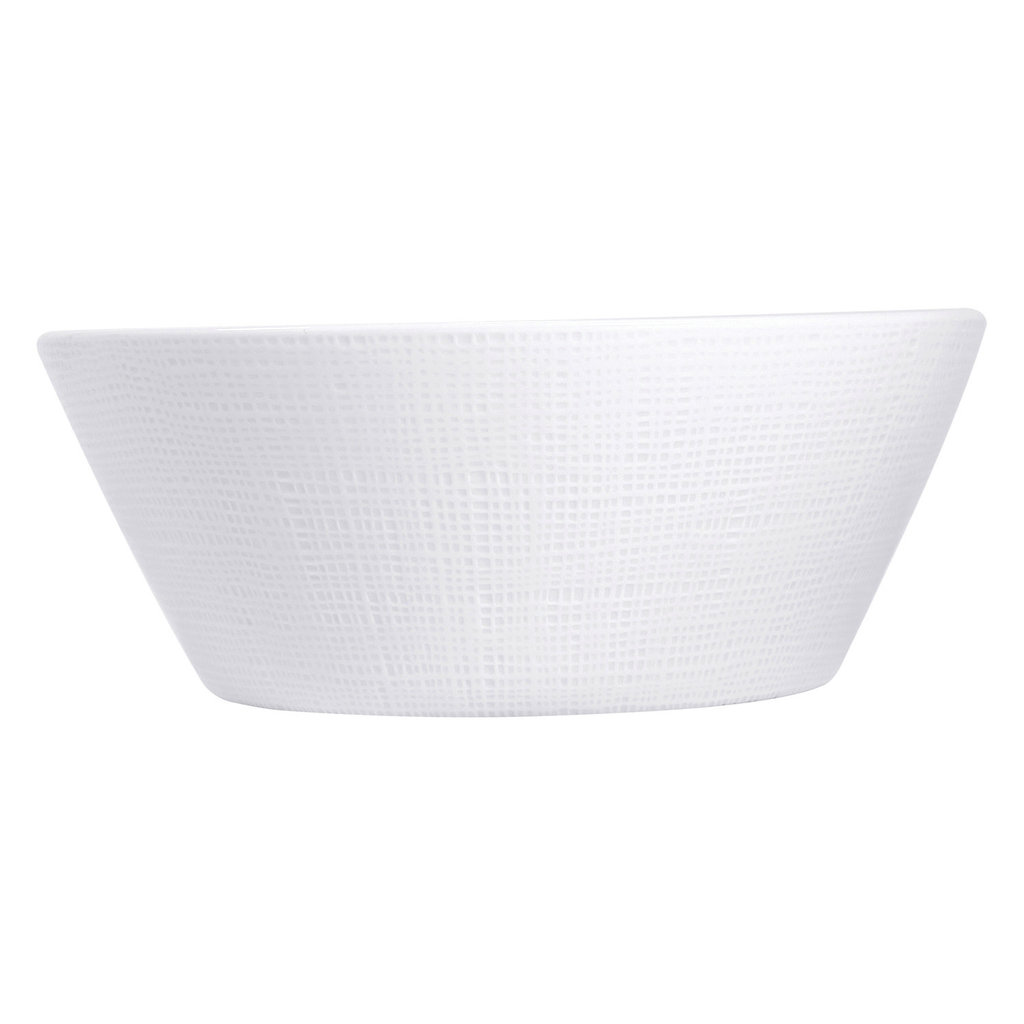BERNARDAUD Organza Salad Bowl-10.4In