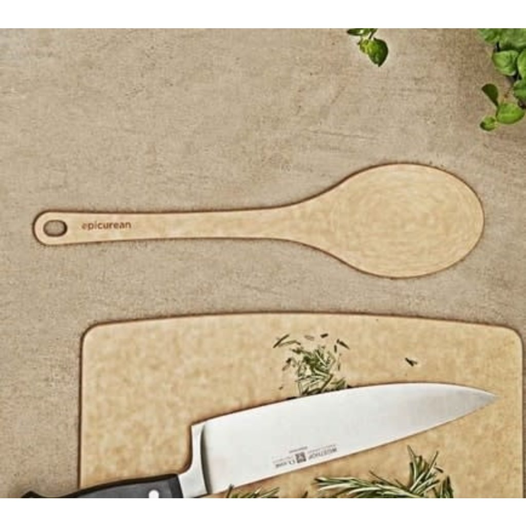EPICUREAN EPICUREAN Kitchen Series Utensils Large Spoon/Natural 12""