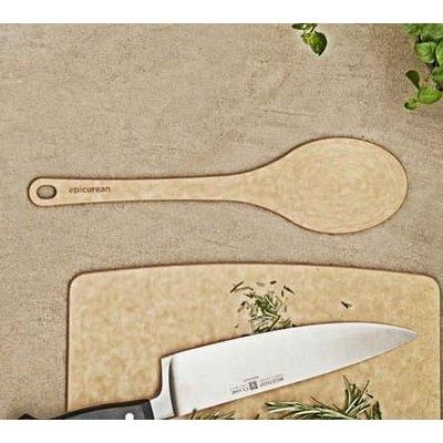 """EPICUREAN Kitchen Series Large Spoon Natural 12"""""""
