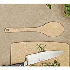 """EPICUREAN Kitchen Series Utensils Medium Spoon/Natural 12"""""""