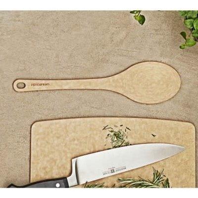 """EPICUREAN Kitchen Series Medium Spoon Natural 12"""""""