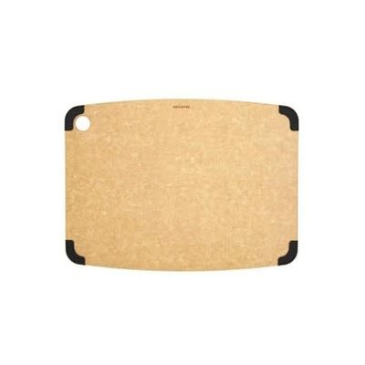 "EPICUREAN Non-Slip Series Cutting Board Natural / Slate 11.5 X 9"""