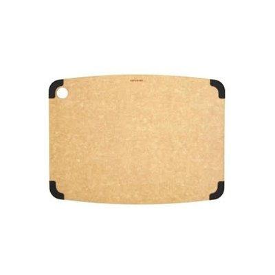 "Non-Slip Series Cutting Board Natural / Slate 11.5 X 9"""