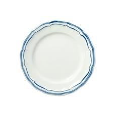 Filet Bleu Assiette De Canapé Chaque 16.5 Cm - 6 1/2'