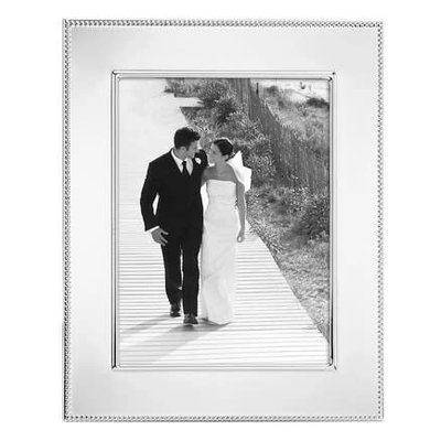 "REED & BARTON Lyndon Picture Frame 8 X 10"""