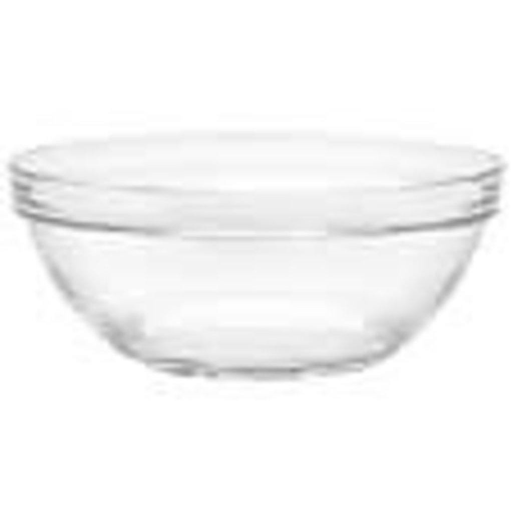 Lys Stackable Bowl 31Cm Clear