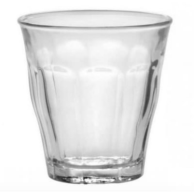 Lex Picardie Clear Tumbler 360Ml Set/6