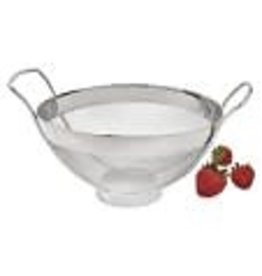 Two Handle Mesh Strainer/Colander 25Cm