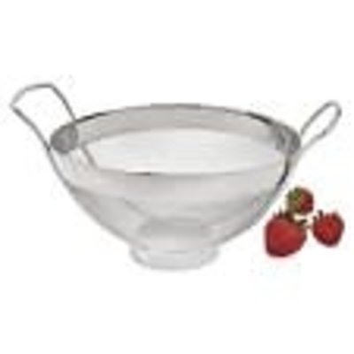 ADAMO IMPORT LIMITED Two Handle Mesh Strainer/Colander 25Cm