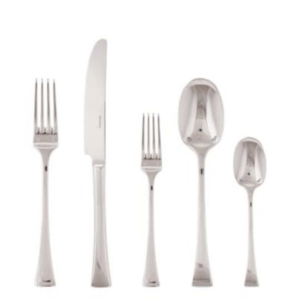 SAMBONET Triennale 5 Piece Place Setting H.H. Flatware Stainless Steel