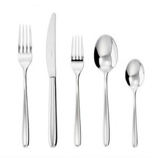 SAMBONET Hannah 5 Piece Place Setting S.H. Flatware Stainless Steel