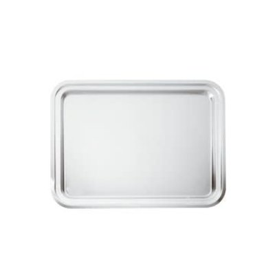 SAMBONET Elite Rectangular Tray 18/10 Stainless Steel 13 3/8 X 11 3/4''