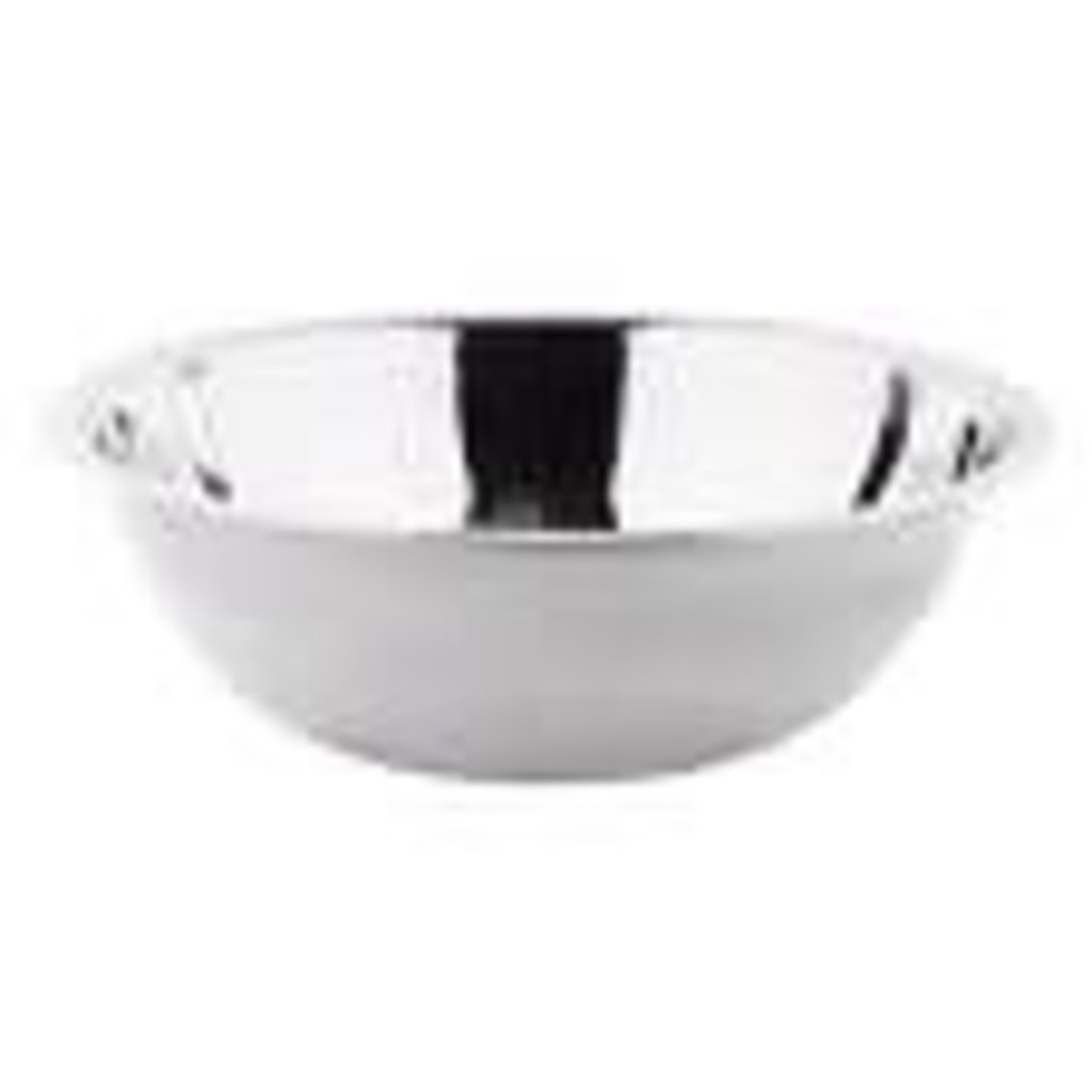 Professional Mixing Bowls Heavy Stainless Steel 13 Qt - 38 Cm