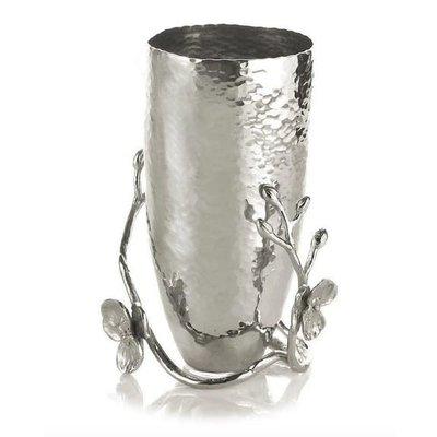 MICHAEL ARAM White Orchid Vase(Sm)