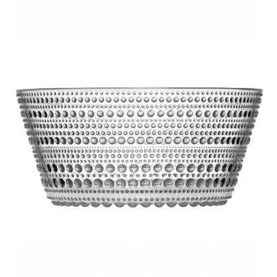 IITTALA Kastehelmi Bowl Clear 1.5 Qt