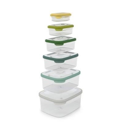 JOSEPH JOSEPH Compact Storage Container Set Of 6
