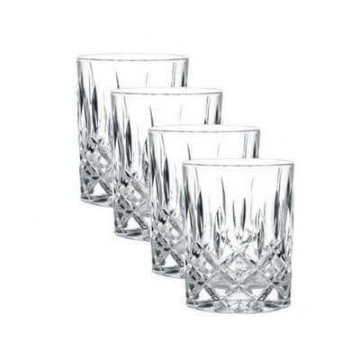 Noblesse Whiskey Tumbler Set/4