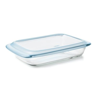 OXO Glass Baking Dish With Lid 3 Qt