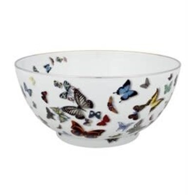 VISTA ALEGRE Butterfly Parade - Bol à Salade (Boîte Cadeau) - Christian Lacroix