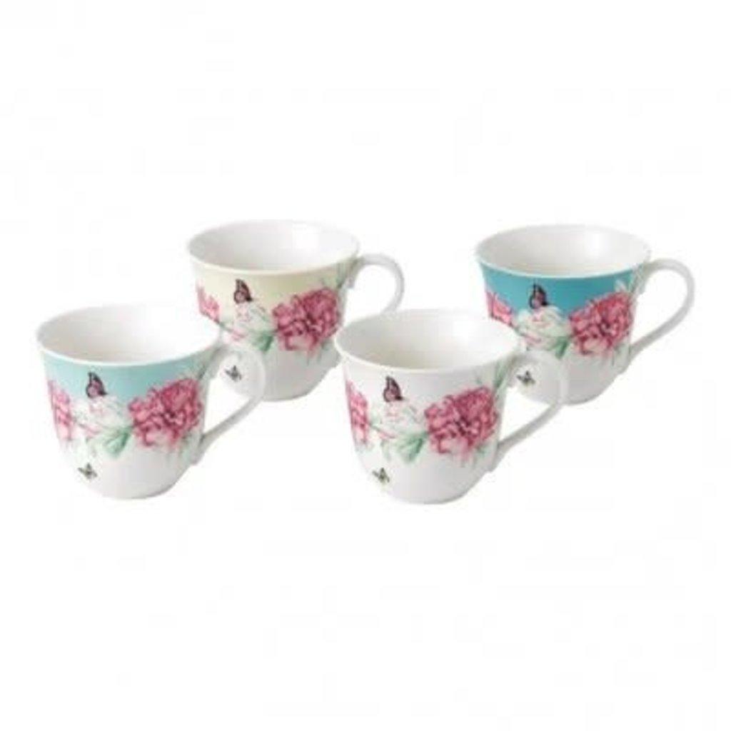 ROYAL ALBERT Miranda Kerr Everyday Friendship Mug Mixed Colors Set/4