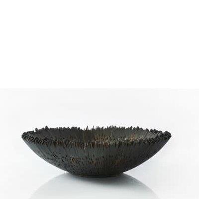 "Boracay Bowl Charcoal 7 X 23"""