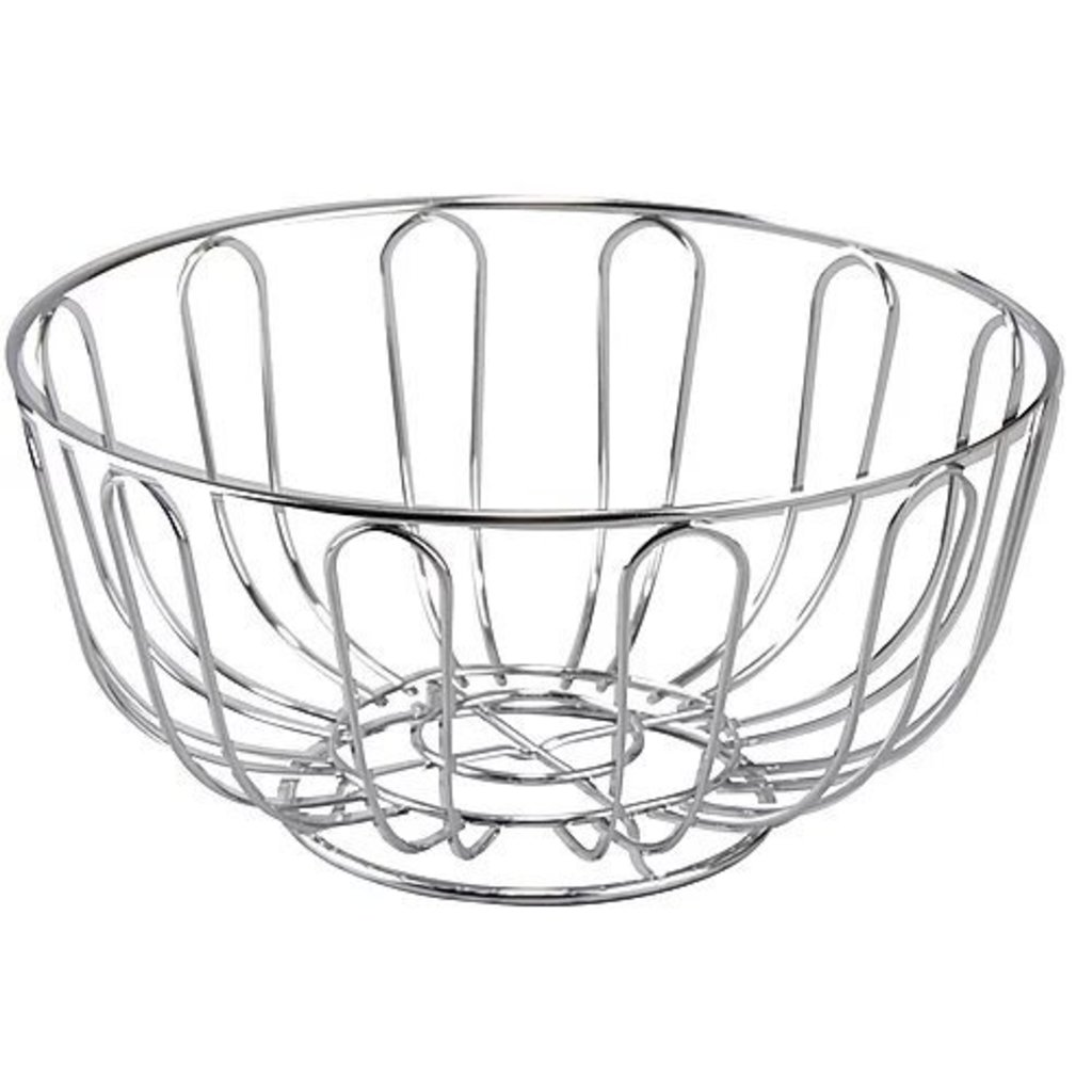 CUISINOX Round Fruit/Basket 24 X 12Cm
