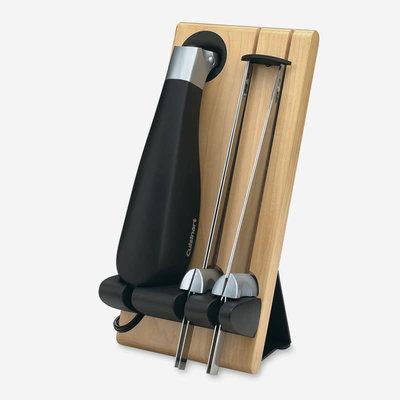 Couteau Electrique Avec Support