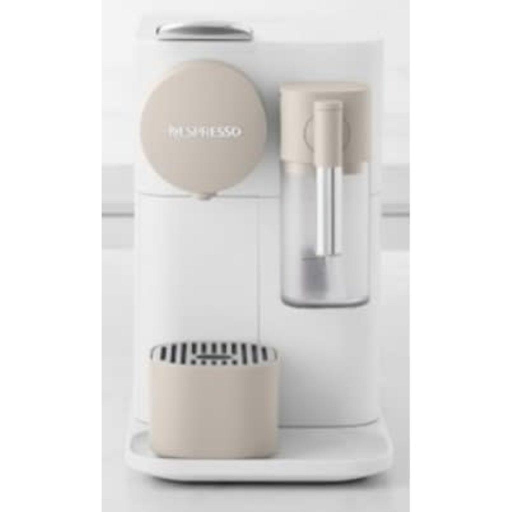 Lattissima One Capsule Machine By Silky White