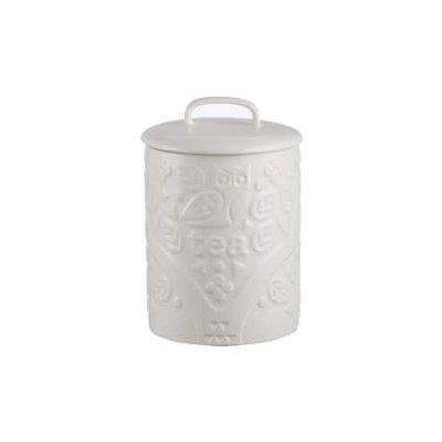 MASON CASH Mason Cash Forest Tea Jar Cream Owl 16.5 X 11.5 Cm - 750 Ml