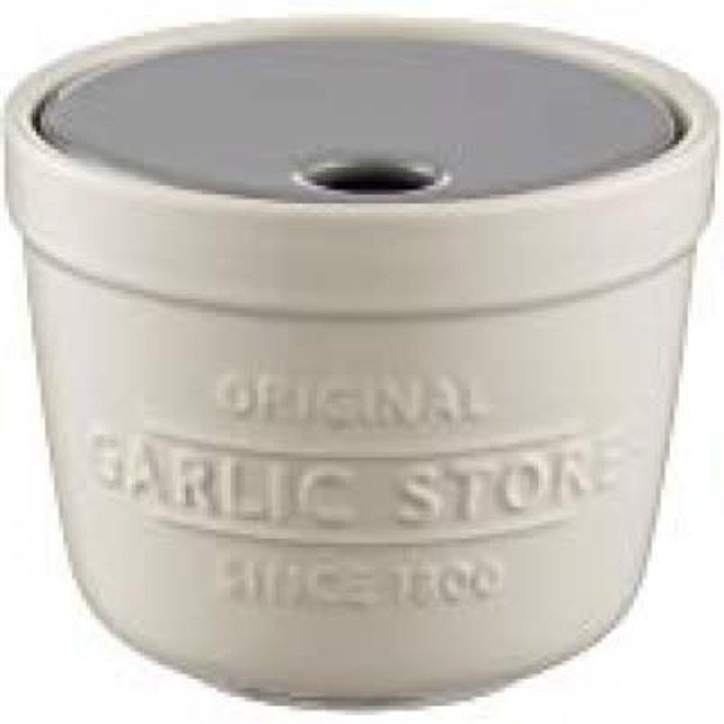 "PORT-STYLE Mason Cash Innovative Garlic Store Stoneware 5 X 4"" - 12 X 10 Cm"