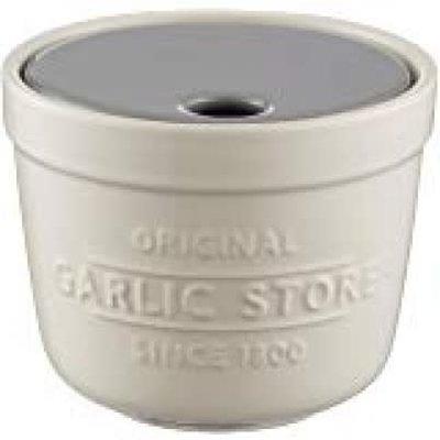 "MASON CASH Mason Cash Innovative Garlic Store Stoneware 5 X 4"" - 12 X 10 Cm"