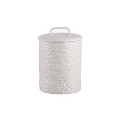 MASON CASH Mason Cash Forest Sugar Jar Cream Stag 16.5 X 11.5 Cm - 750 Ml
