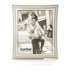 NAMBE Beaded Picture Frame 4 X 6""