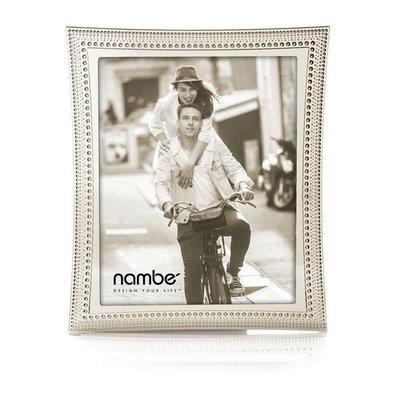 """NAMBE Beaded Picture Frame 4 X 6"""""""
