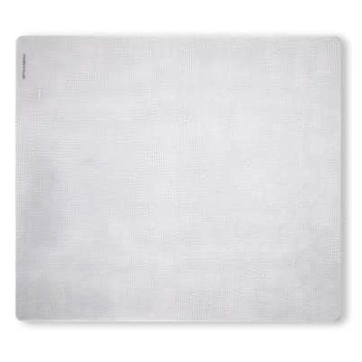 MODERN TWIST Placemat: Linen - Silver 14X16 In.