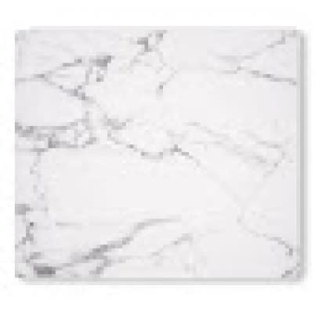Placemat: Marble - Grey 14X16 In.