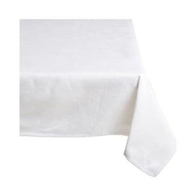Gardenia Tablecloth White 60 X 120''