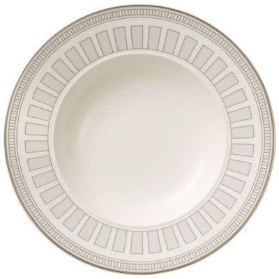 VILLEROY & BOCH La Classica Contura Assiette Creuse Bone China Chaque 9.5''