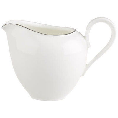 VILLEROY & BOCH Anmut Platinum N.1 Crémier Bone China Chaque 7 Oz