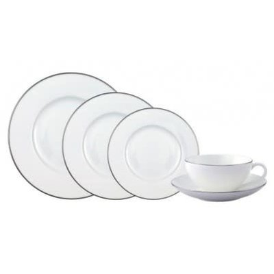 VILLEROY & BOCH Anmut Platinum N.1 Ensemble De 5 PièCes Service De Table Bone China