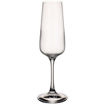VILLEROY & BOCH Ovid Ensemble De 4 Fl√ªTes À Champagne 9'' - 8.5 Oz
