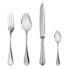 CHRISTOFLE Set 48 Pieces Std Spatours