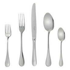 CHRISTOFLE Set 48 Pieces Albi Stainless Steel