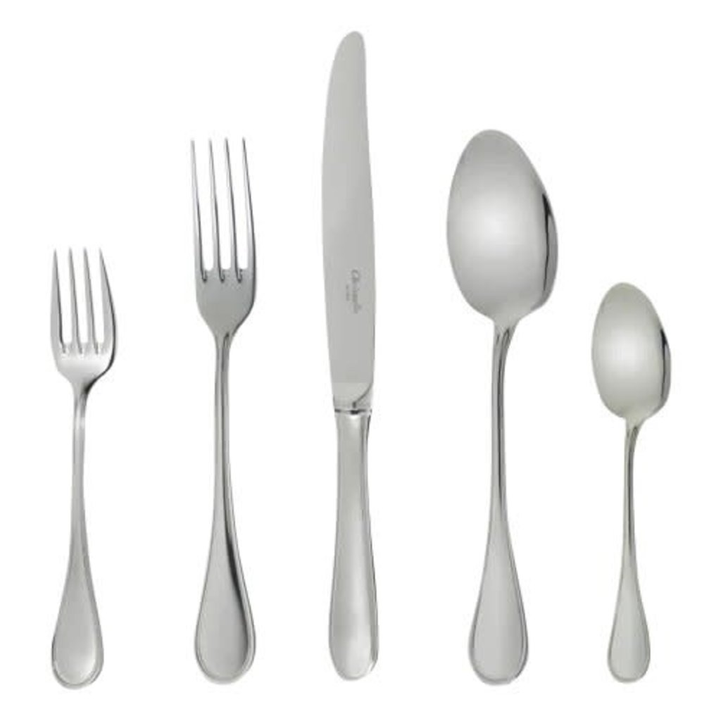 CHRISTOFLE Set 30 Pieces Albi Stainless Steel