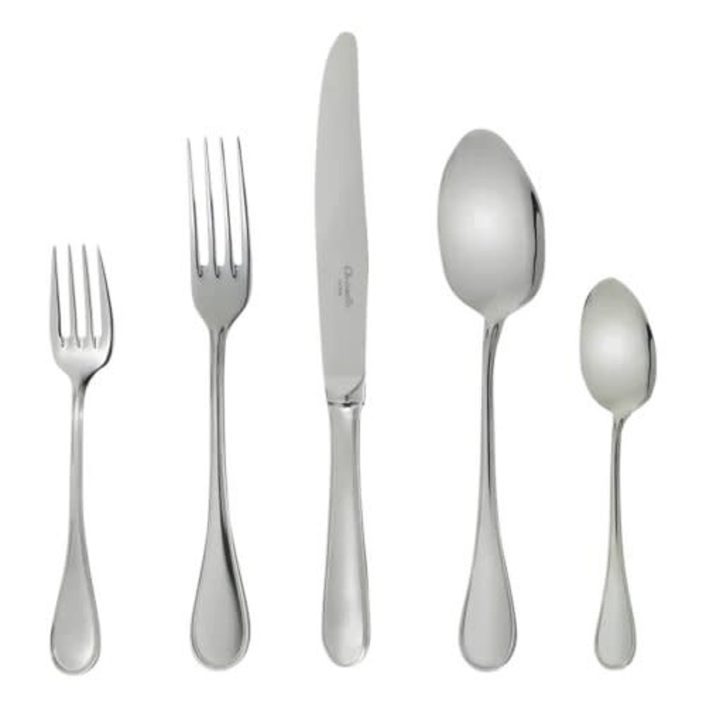 CHRISTOFLE Set 110 Pieces Albi Stainless Steel